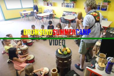 2016 Drums INU Summer Camp Video