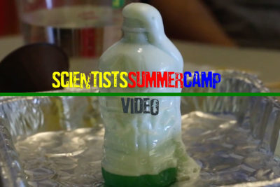 Scientists in School Summer Camp